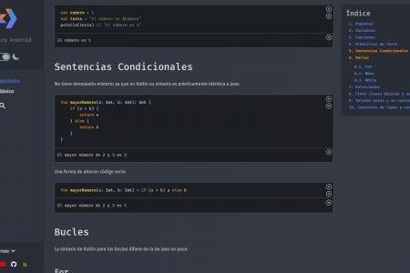Ejecución de código Kotlin